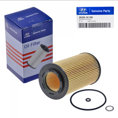 HYUNDAI/KIA OIL FILTER ( 26320-3C100 )