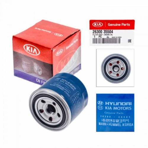 HYUNDAI/KIA OIL FILTER ( 26300-35504 )